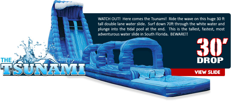 Bounce House Water Slide And Party Rentals Boca Raton