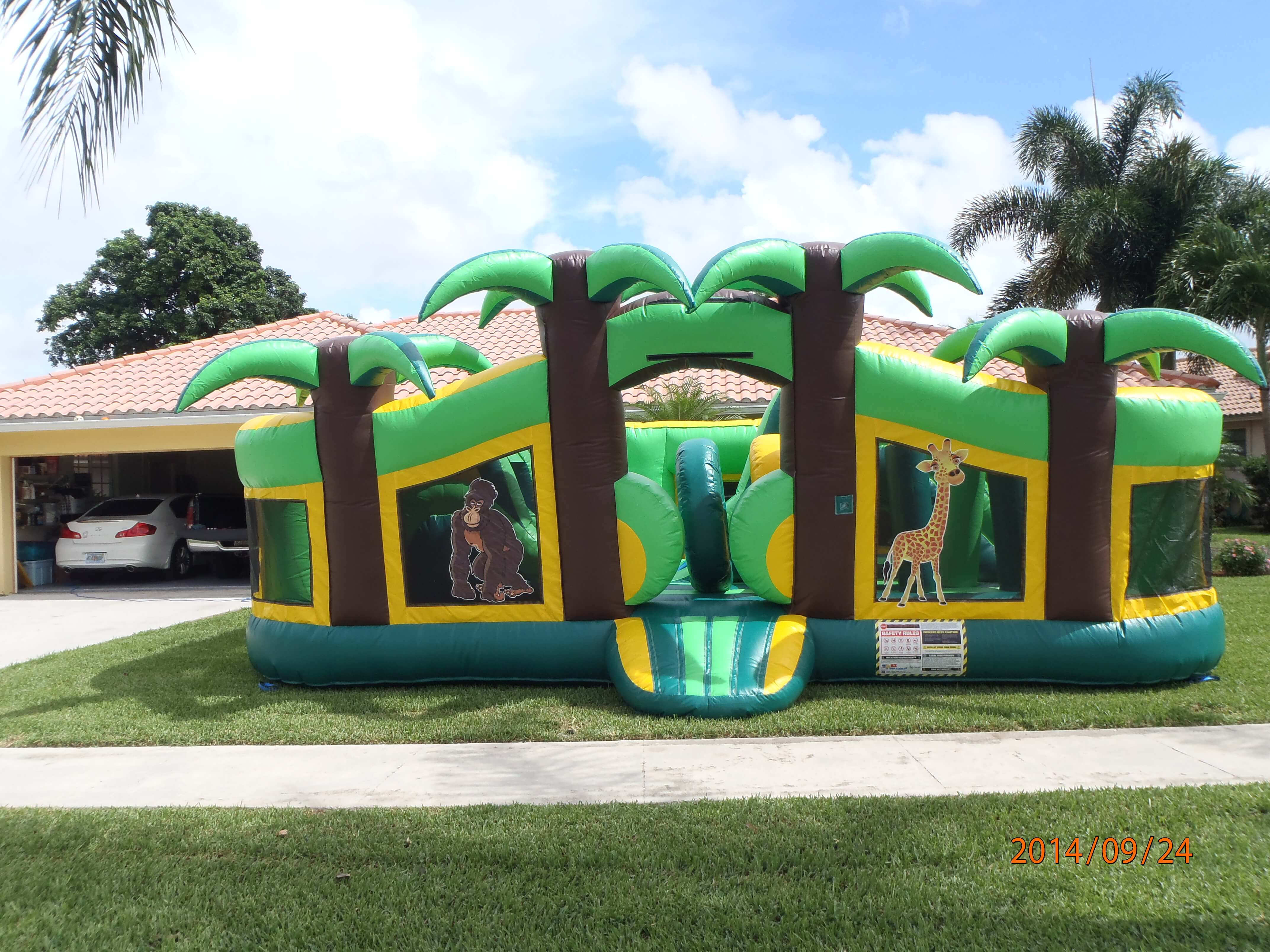 Miami Beach House Party Rentals