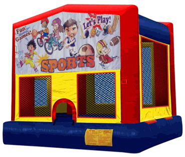 Frozen Bounce House Rental West Palm Beach