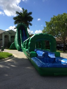 The Hulk Water Slide sets the bar.  You won't go wrong with this monster - check it out now!